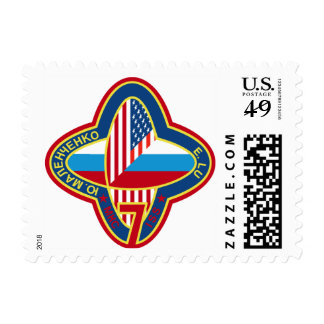 Expedition Crews to the ISS:  Expedition 7 Postage