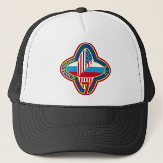 Expedition Crews to the ISS:  Expedition 7 Trucker Hat