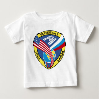 Expedition Crews to the ISS:  Expedition 8 Baby T-Shirt