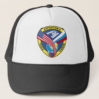 Expedition Crews to the ISS:  Expedition 8 Trucker Hat