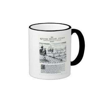 Expedition of Thomas Cavendish Mug