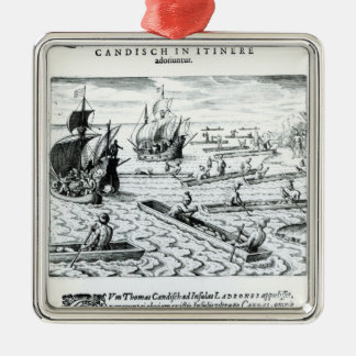 Expedition of Thomas Cavendish Ornaments