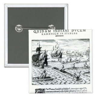 Expedition of Thomas Cavendish Pin