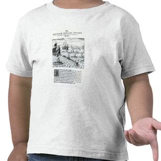 Expedition of Thomas Cavendish Tshirts