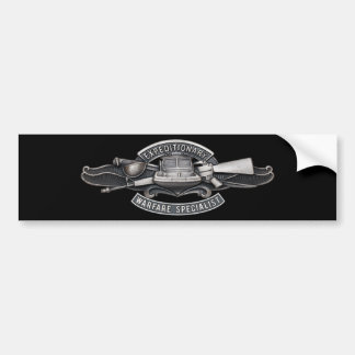 Expeditionary Warfare Specialist Bumper Sticker