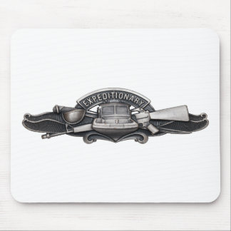 Expeditionary Warfare Specialist Mouse Pad