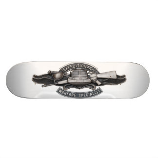 Expeditionary Warfare Specialist Skateboard Deck