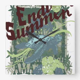 Expeditiontees Endless Summer Clock
