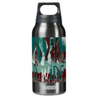 Expeditiontees Gorrilla Walking Insulated Water Bottle