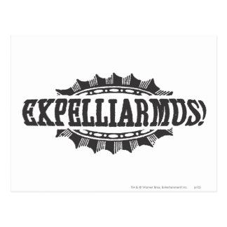 Expelliarus! Postcards