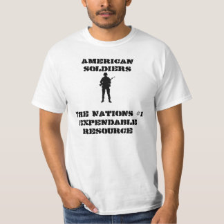 Expendable Resource T-Shirt
