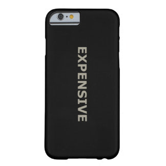 Expensive iPhone 6/6S Barely There Case