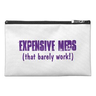 Expensive Meds travel bag