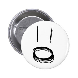 Expensive Surprise Pinback Button