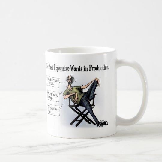 Expensive Words-Cup Art_ZLZ-Dual Coffee Mug