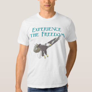 Experiece the freedom shirt