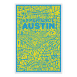Experience Austin Poster