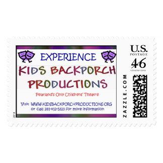Experience KBP Stamp