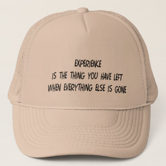 Experience Trucker Hat