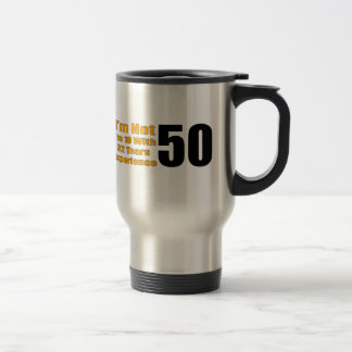 Experienced 18 Year Old 50th Birthday Gifts Mugs