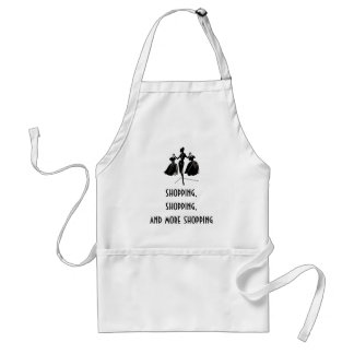Experienced Shopper Adult Apron