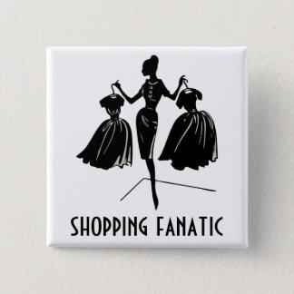 Experienced Shopper Button