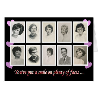 Experienced Valentine - FUNNY Card