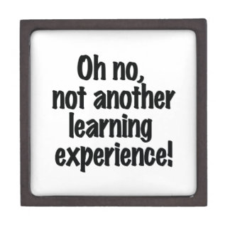 Experiencia de aprendizaje cajas de regalo de calidad