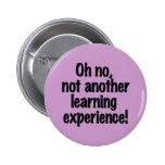 Experiencia de aprendizaje pin