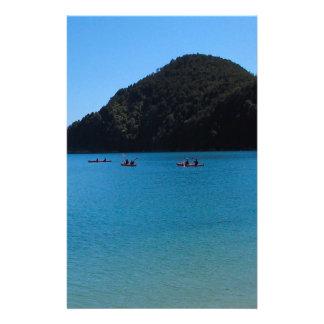 Experiencia Kayaking del agua Papelería