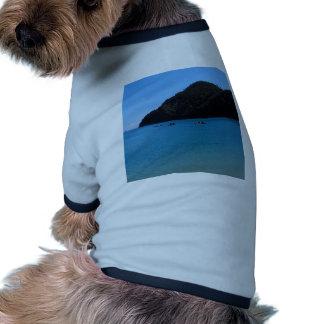 Experiencia Kayaking del agua Camisetas De Mascota