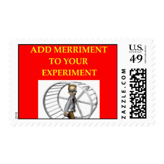 EXPERIMENT stamps / postage