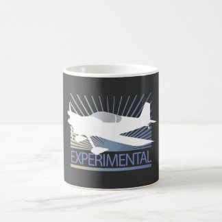 Experimental Aircraft Coffee Mug