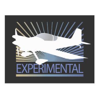 Experimental Aircraft Post Cards