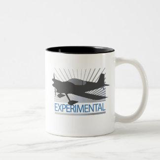 Experimental Aircraft Two-Tone Coffee Mug