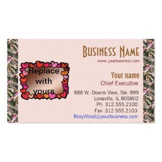Experimental Designs : Change Font/Text/Color Business Card Templates