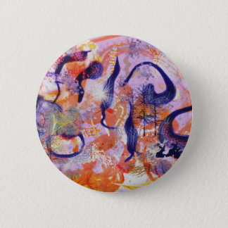 Experimental forest pinback button