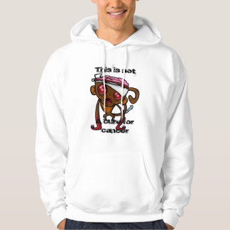 Experimented Monkey Hooded Top
