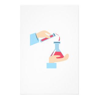 Experimento de la ciencia  papeleria