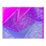 Experimento rosado postal