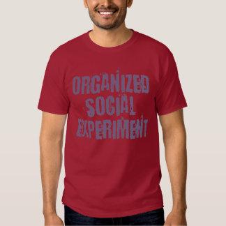 experimento social organizado remeras