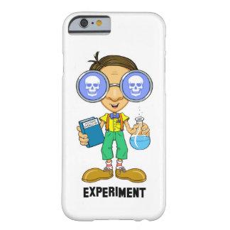Experimento (Zebart) Funda De iPhone 6 Barely There