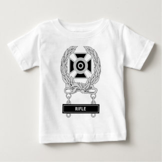 Expert Badge w/ Rifle Bar Infant T-shirt