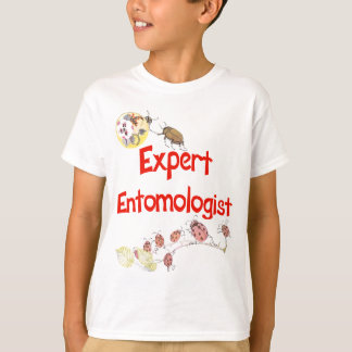 Expert Entomologist T-Shirt