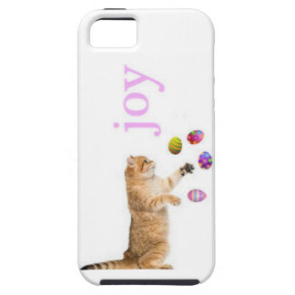 Expert feline juggler iPhone SE/5/5s case