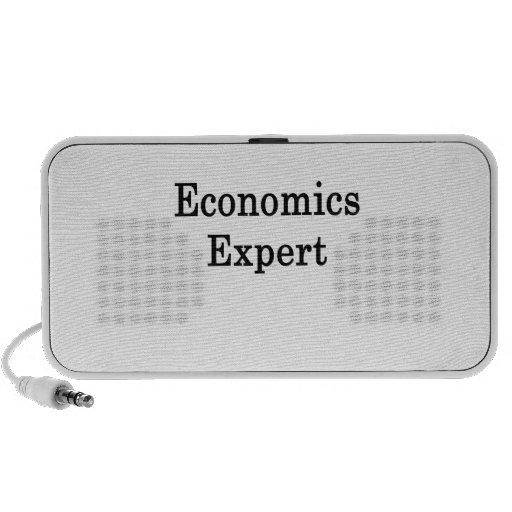 Experto de la economía iPhone altavoz