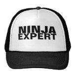 Experto de Ninja Gorro De Camionero