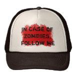 Experto del zombi gorra