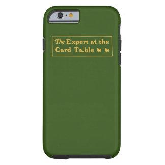 Experto en el caso duro del iPhone 6 de la tabla