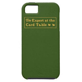 Experto en el caso duro del iPhone de la tabla de iPhone 5 Case-Mate Carcasas